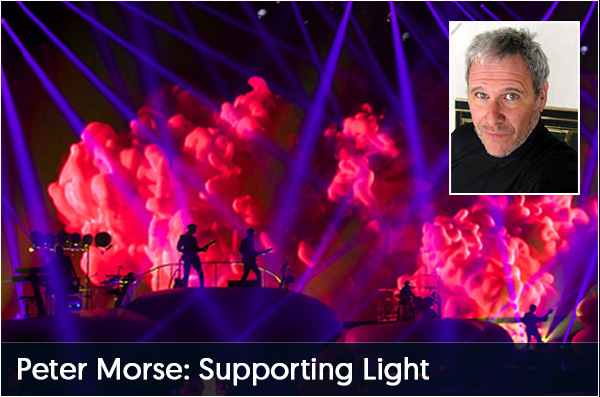 Peter Morse: Supporting Light