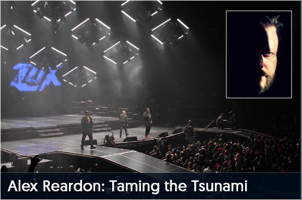 Alex Reardon: Taming the Tsunami