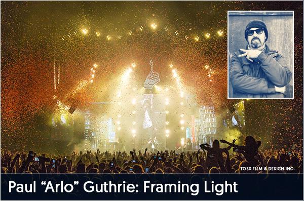 Paul (Arlo) Guthrie: Framing Light