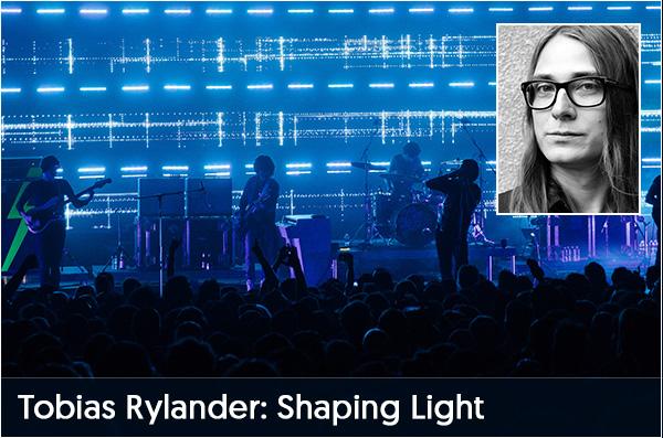 Tobias Rylander: Shaping Light