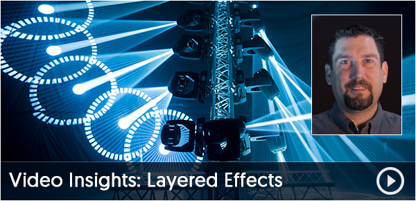 Video Insights: Layered Effects