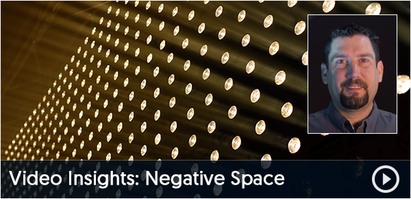 Video Insights: Using Negative Space