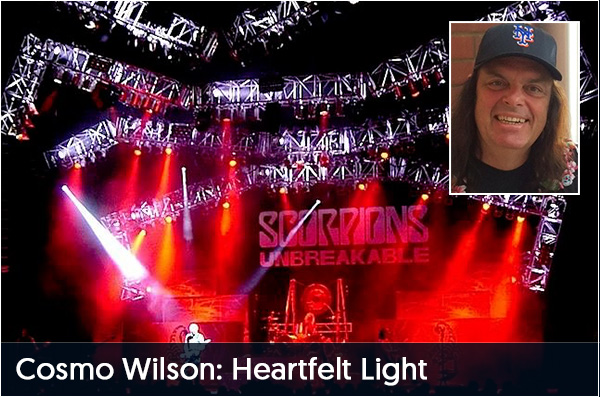 Cosmo Wilson: Heartfelt Light