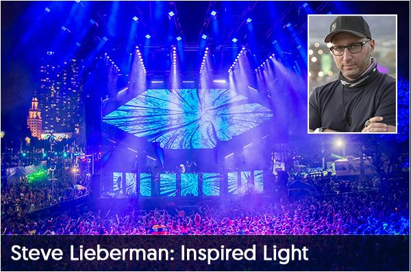 Steve Lieberman: Inspired Light