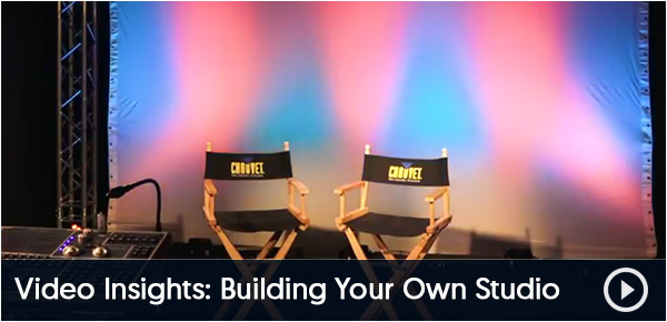 Video Insights: Build Your Own Studio