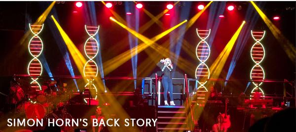 Simon Horn's Back Story