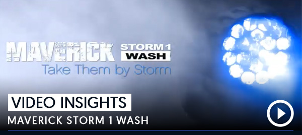 Video Insights: Maverick Storm 1 Wash