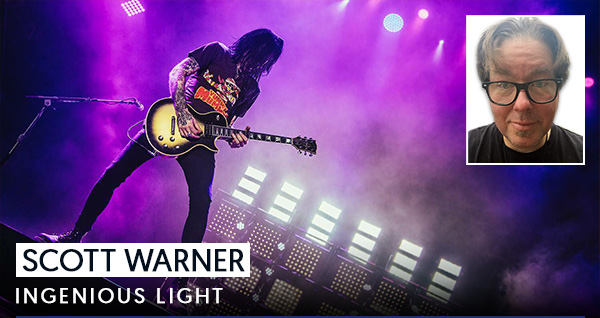 Scott Warner Ingenious Light