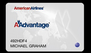 AA Advantage card