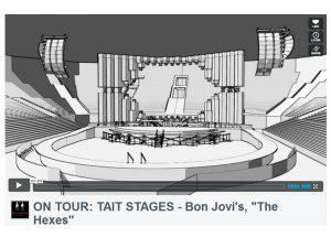 Tait Towers Bon Jovi Hexs