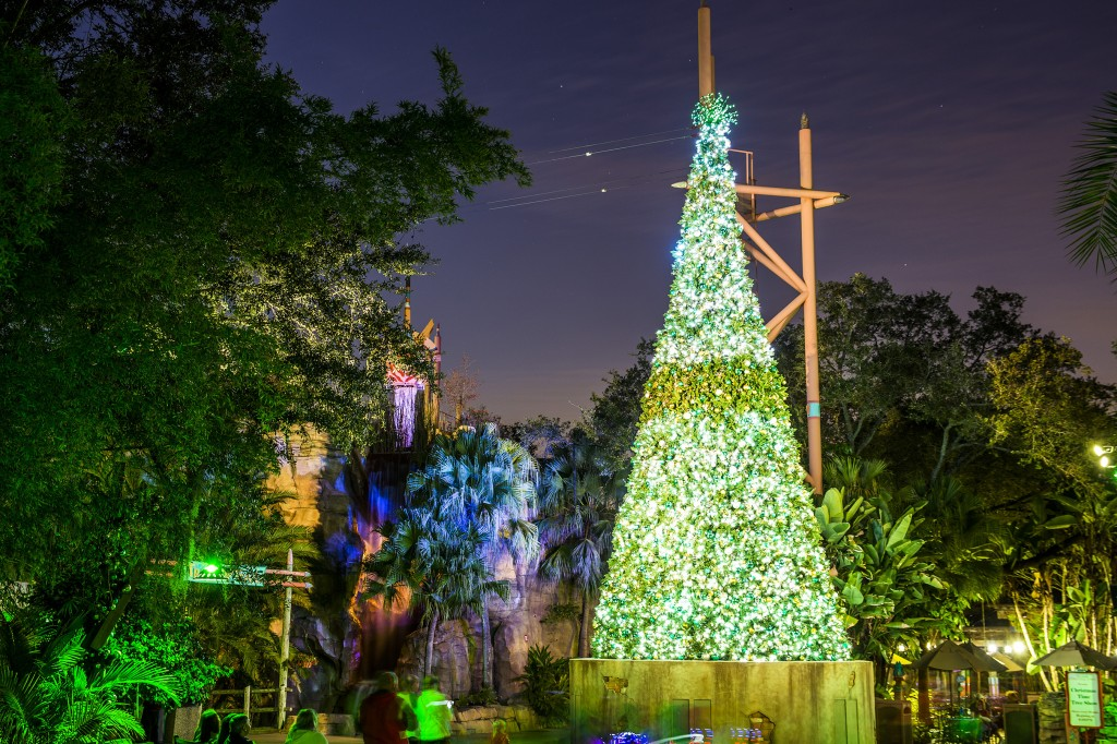 Chauvet Professional At Busch Gardens Tampa Christmas Town Chauvet Professional
