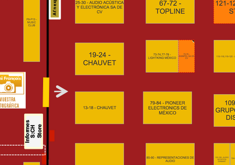 Click here for the interactive Sound:Check Xpo 2015 map!