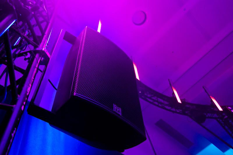 Chauvet-professional-MARTIN-audio-launch