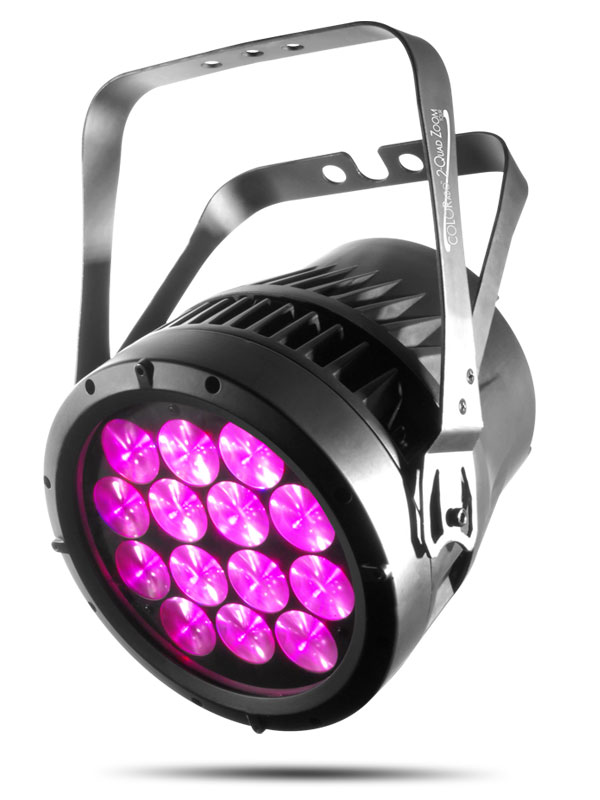 Chauvet Colorado  Quad Zoom Tour Manual