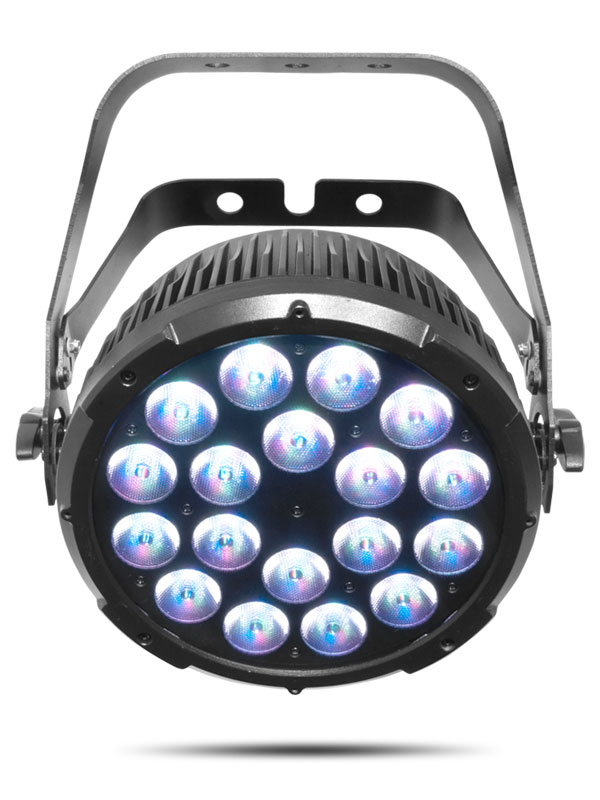 Colordash Par Quad 18 Led Wash Light Chauvet Professional