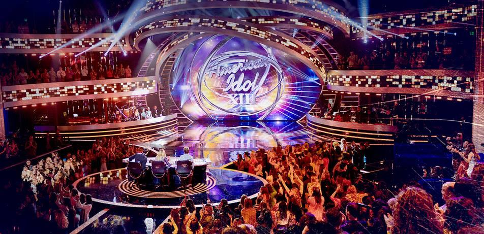 Baz American Idol