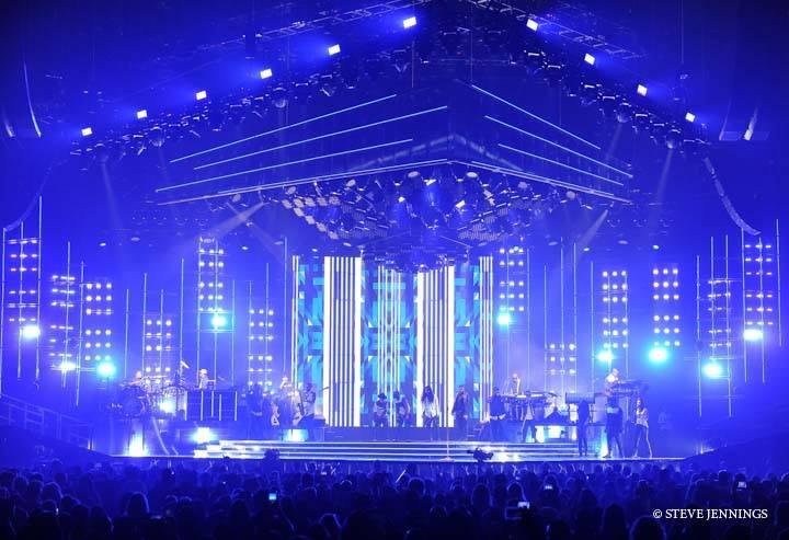 Baz Usher Tour 1