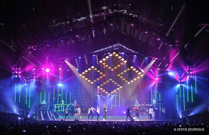 Baz Usher Tour 2