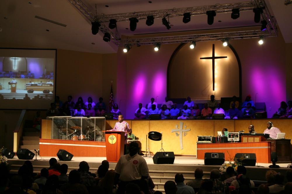 Chauvet Tabernacle 1