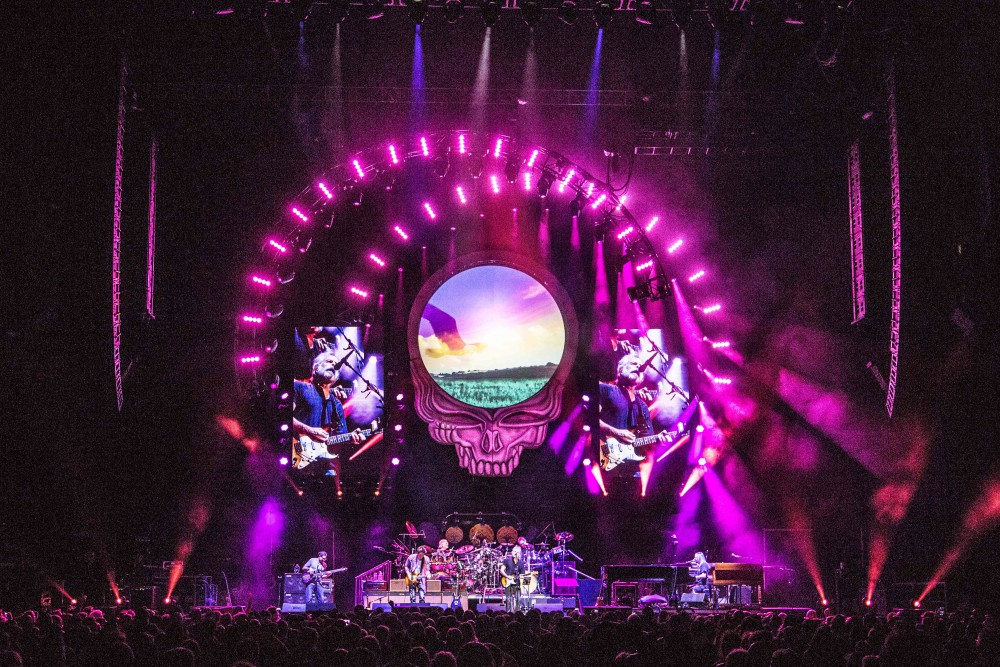 Dead and Co 1 pic by Paul Guthrie.