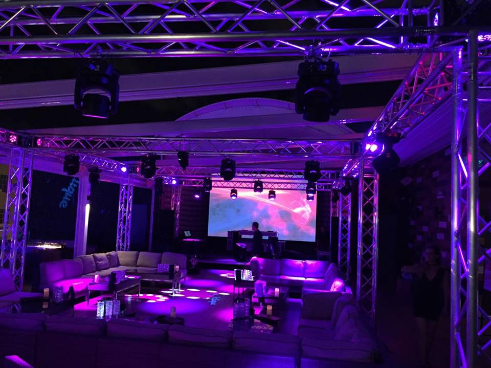 Michael Meacham Takes Club E11EVEN Roof To New Heights With Chauvet