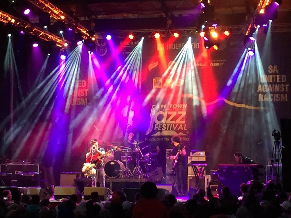 Capetown Jazzfest 7