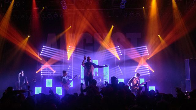 August Burns Red uses Rogue by CHAUVET Professional on tour