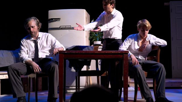 CHAUVET Professional theatrical lighting at A Moving Drama
