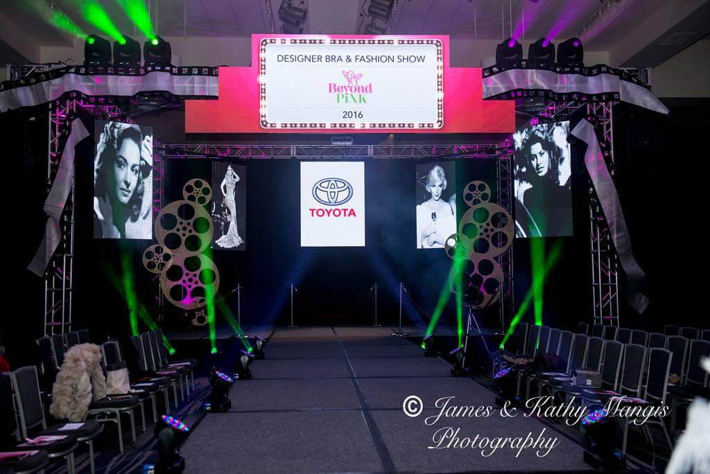 Style Setter: Lighting Fashion Shows   CHAUVET Professional