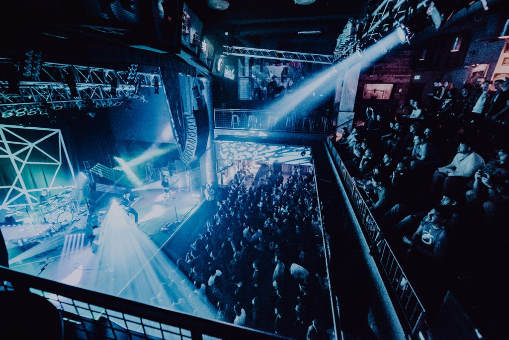 Mike St-Jean Creates Flow of Looks For TesseracT Sonder 2018 Tour With CHAUVET Professional ...