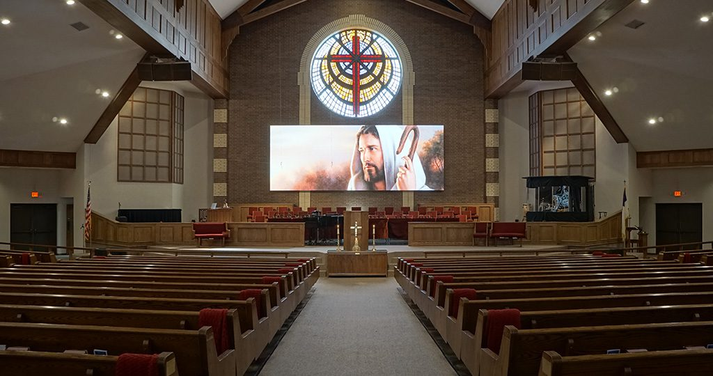 Lighting for Video: Seth Thiesen, Production and Lighting Director for North Point Ministries