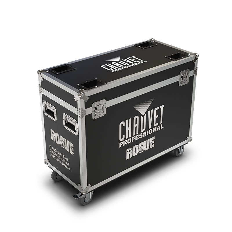 Rogue R2X Spot and R3 Spot (2) Road Case