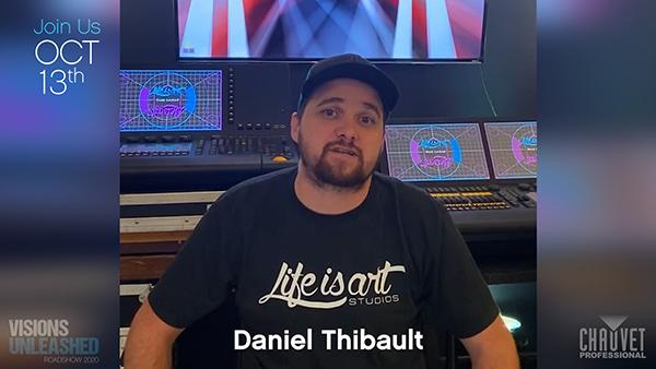 Guest Speaker: Daniel Thibault