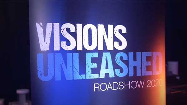 Visions Unleashed 2020 – Light Show Tour
